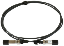 Фото #1 MikroTik SFP+ 3m direct attach cable