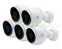 Фото #1 Ubiquiti UniFi Video Camera G3 AF (5-pack)