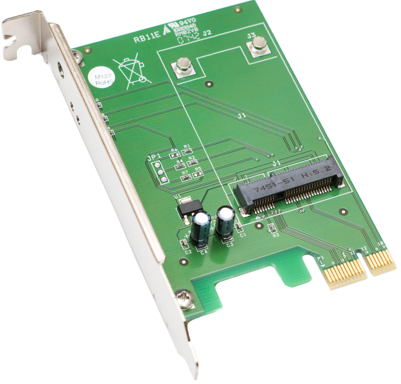 Адаптер PCI Mikrotik IAMP1E