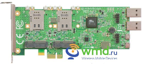 Адаптер PCI Mikrotik RB14EU