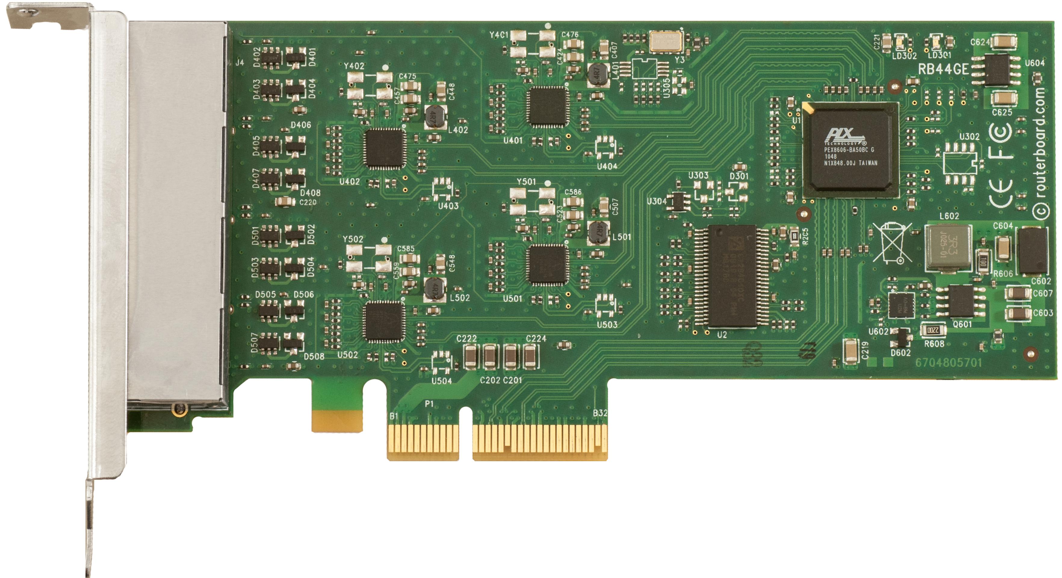 ������� ����� Mikrotik RB44Ge