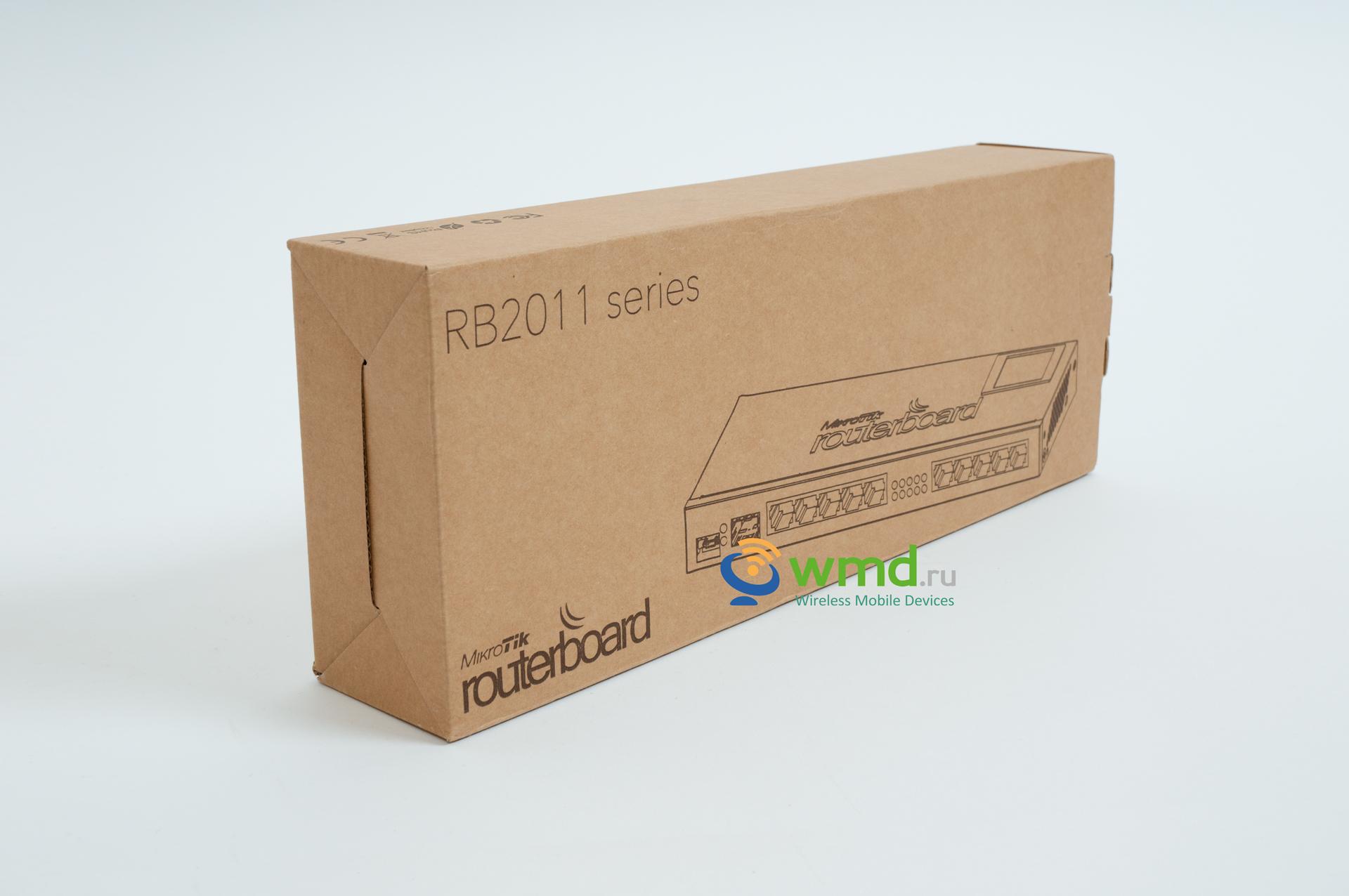 Маршрутизатор MikroTik RBMetal2SHPn 802.11b/g/n