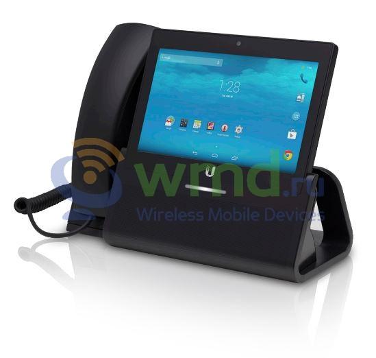 IP-������� Ubiquiti UniFi VoIP Phone Executive