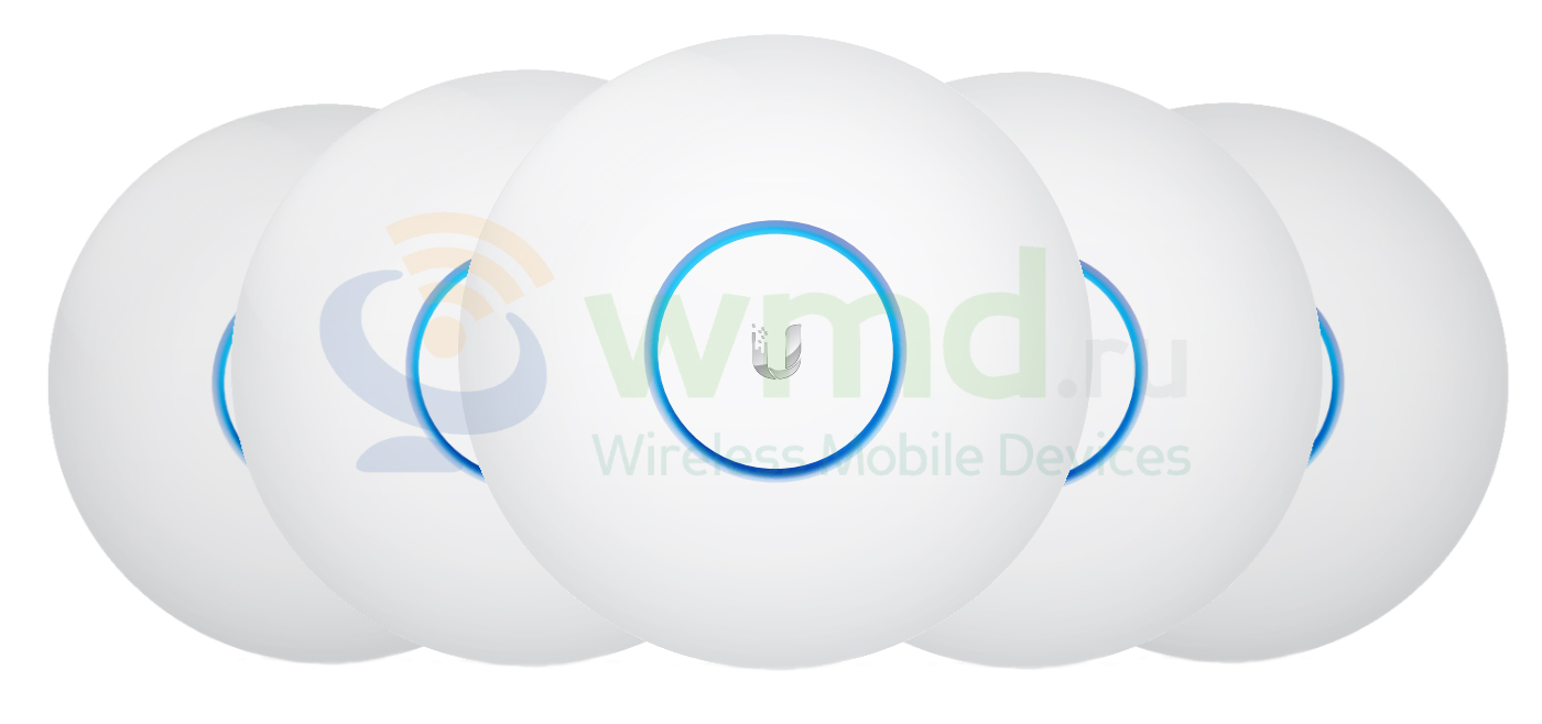 ������������ ����� ������� Ubiquiti UniFi AP AC Pro (5-pack)