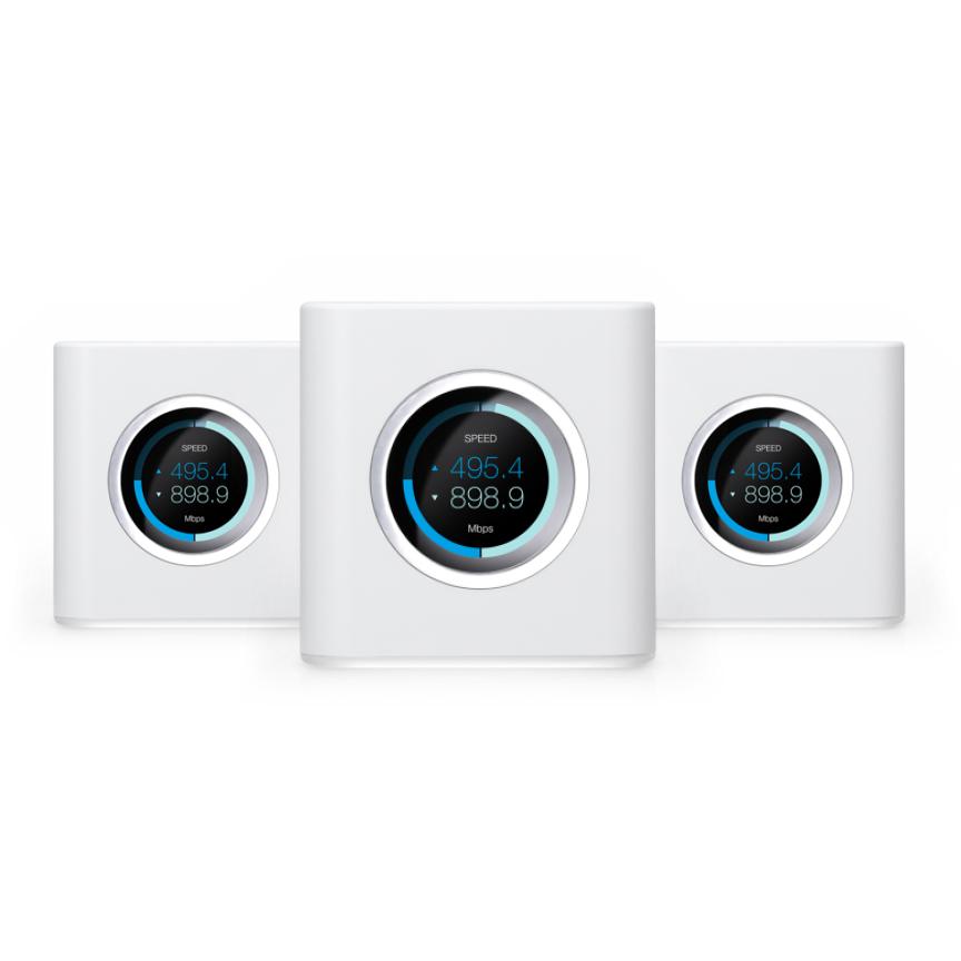 Фото #1 Ubiquiti AmpliFi HD Router (3-pack)