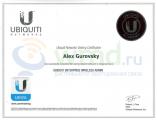 Алексей Гуровский - Сертифицированный администратор UEWA